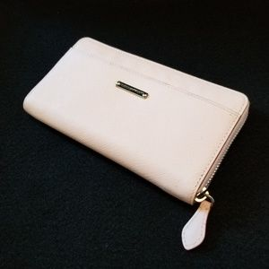 Rebecca Minkoff leather Zip wallet